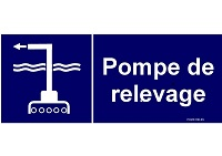 POMPE DE RELEVAGE - POMPRELEV