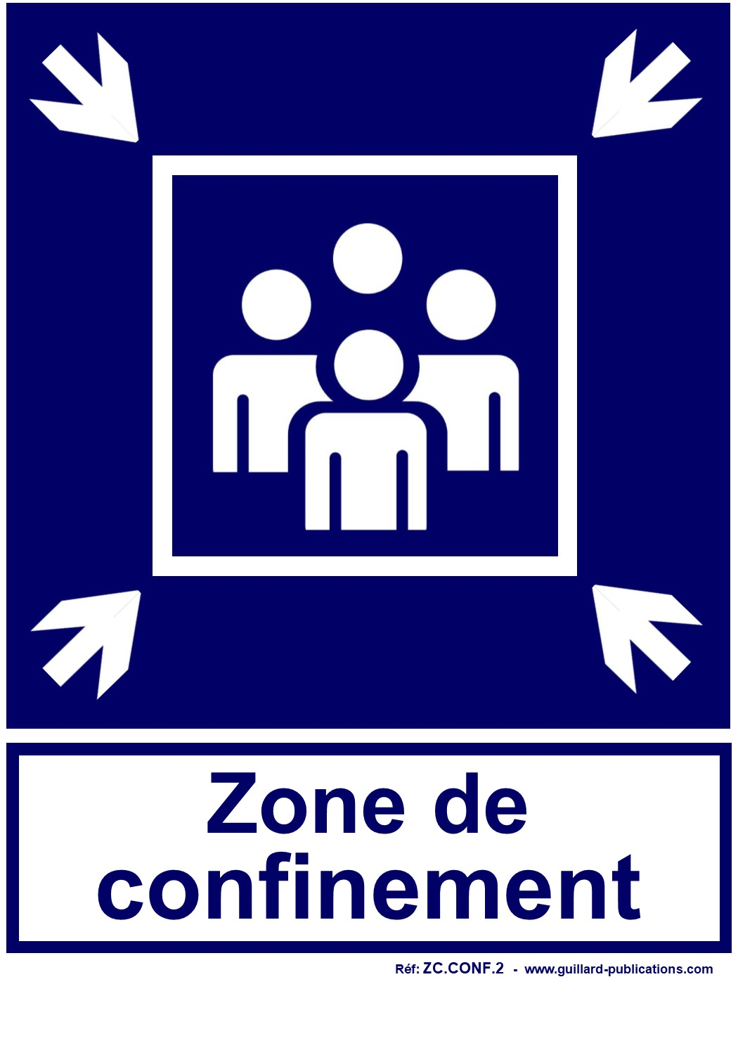 LYCEES ET COLLEGES - ZONE DE CONFINEMENT - ZC.CONF